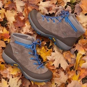 DANSKO Paulette Leather Hiking Boot Size 36